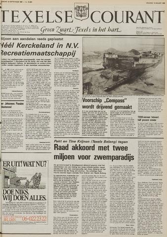 Texelsche Courant 1986-03-14