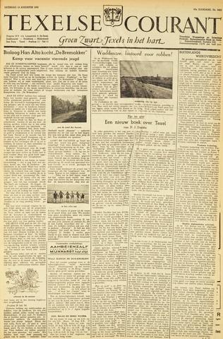 Texelsche Courant 1950-08-19
