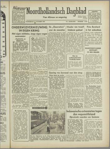 Nieuw Noordhollandsch Dagblad : voor Alkmaar en omgeving 1946-10-17