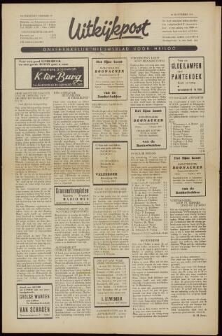 Uitkijkpost : nieuwsblad voor Heiloo e.o. 1958-11-14