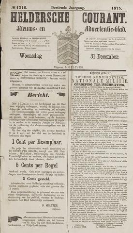 Heldersche Courant 1873-12-31