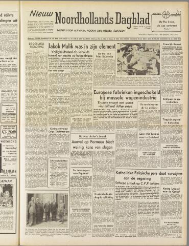 Nieuw Noordhollandsch Dagblad : voor Alkmaar en omgeving 1950-08-02
