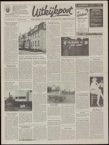 Uitkijkpost : nieuwsblad voor Heiloo e.o. 1992-01-22