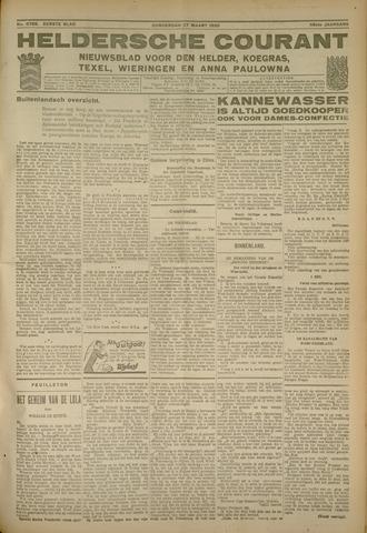 Heldersche Courant 1930-03-27