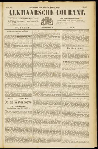 Alkmaarsche Courant 1902-05-07