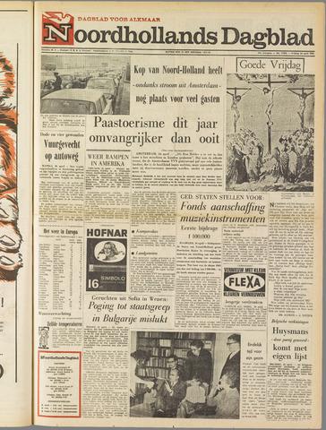 Noordhollands Dagblad : dagblad voor Alkmaar en omgeving 1965-04-16