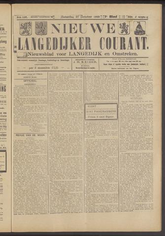 Nieuwe Langedijker Courant 1923-10-27