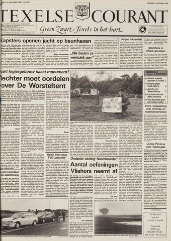 Texelsche Courant 1995-10-24