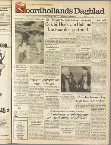 Noordhollands Dagblad : dagblad voor Alkmaar en omgeving 1962-11-16