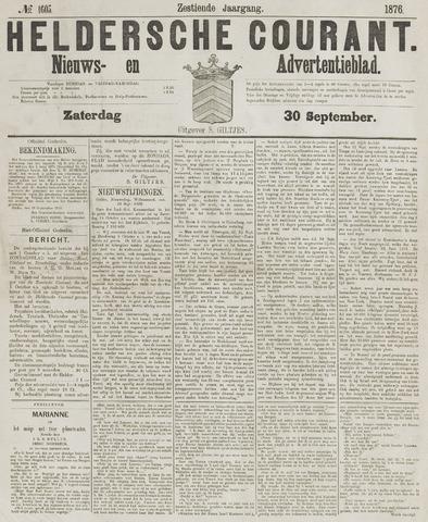 Heldersche Courant 1876-09-30
