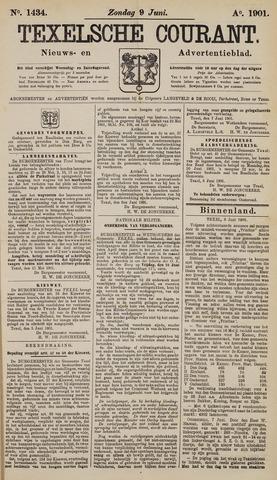 Texelsche Courant 1901-06-09
