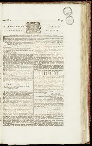 Alkmaarsche Courant 1832-07-30