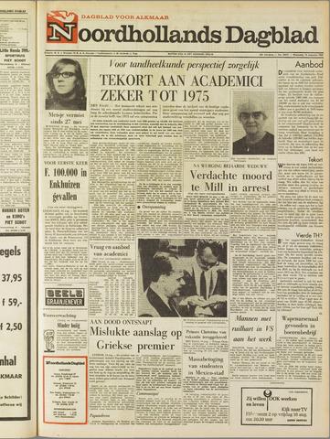 Noordhollands Dagblad : dagblad voor Alkmaar en omgeving 1968-08-14