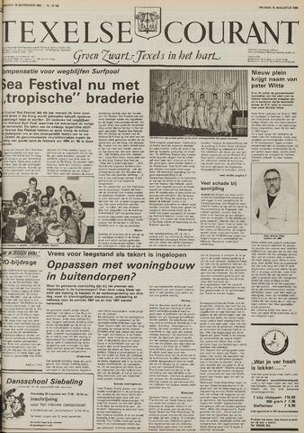 Texelsche Courant 1986-08-15
