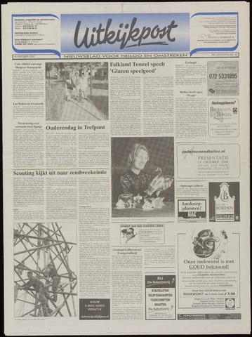 Uitkijkpost : nieuwsblad voor Heiloo e.o. 2000-10-18