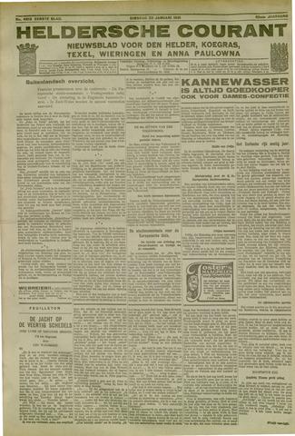 Heldersche Courant 1931-01-20