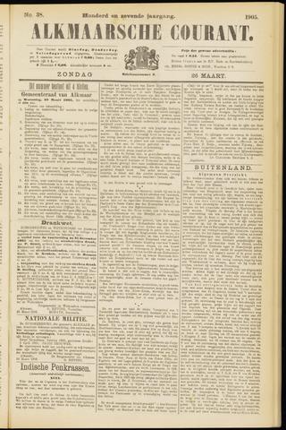 Alkmaarsche Courant 1905-03-26