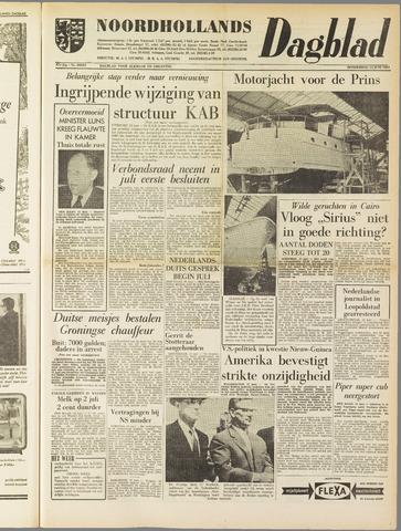 Noordhollands Dagblad : dagblad voor Alkmaar en omgeving 1961-06-15