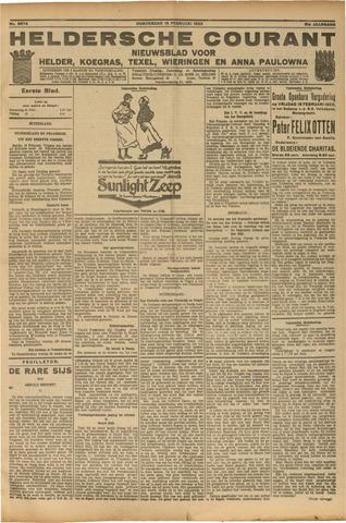 Heldersche Courant 1923-02-15