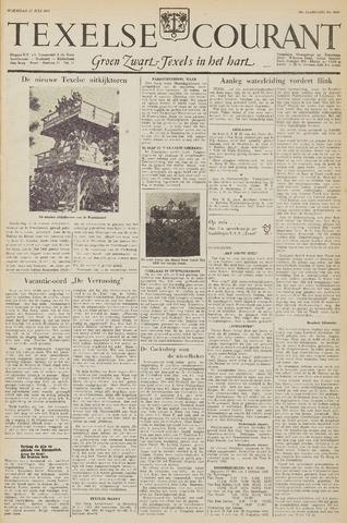 Texelsche Courant 1955-07-27