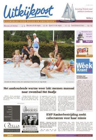 Uitkijkpost : nieuwsblad voor Heiloo e.o. 2010-07-21