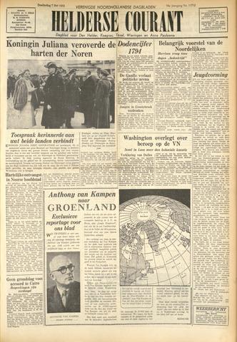 Heldersche Courant 1953-05-07