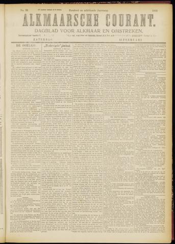 Alkmaarsche Courant 1916-02-12