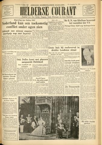 Heldersche Courant 1954-09-22
