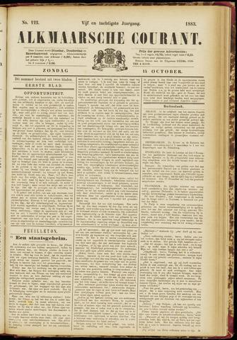 Alkmaarsche Courant 1883-10-14