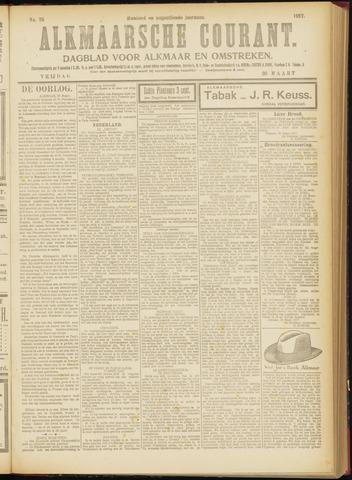 Alkmaarsche Courant 1917-03-30