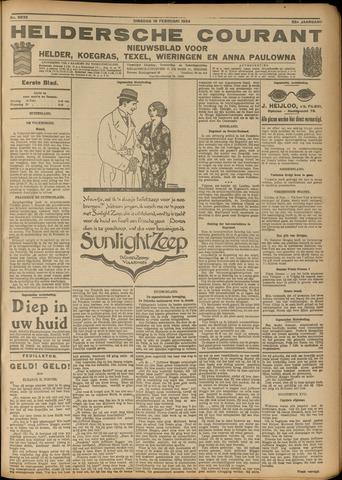 Heldersche Courant 1924-02-19