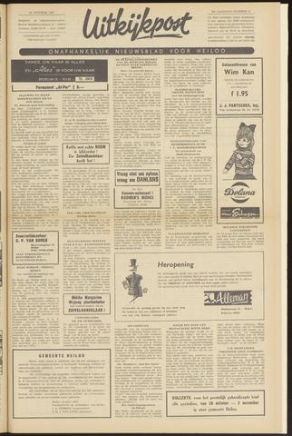 Uitkijkpost : nieuwsblad voor Heiloo e.o. 1963-10-24