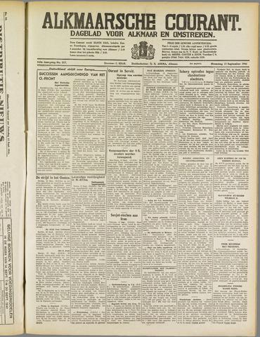 Alkmaarsche Courant 1941-09-15