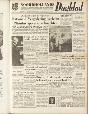 Noordhollands Dagblad : dagblad voor Alkmaar en omgeving 1958-05-17