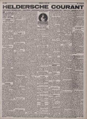 Heldersche Courant 1919-05-27