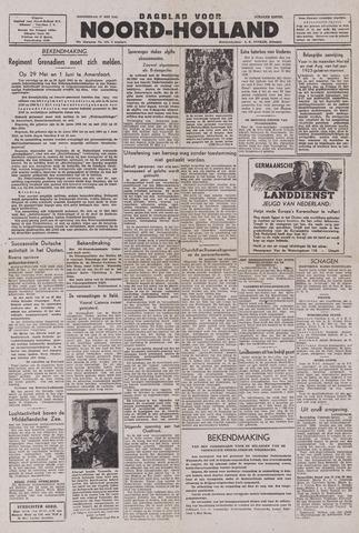 Dagblad Noord-Holland, Schager editie 1943-05-27