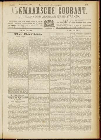 Alkmaarsche Courant 1915-12-09