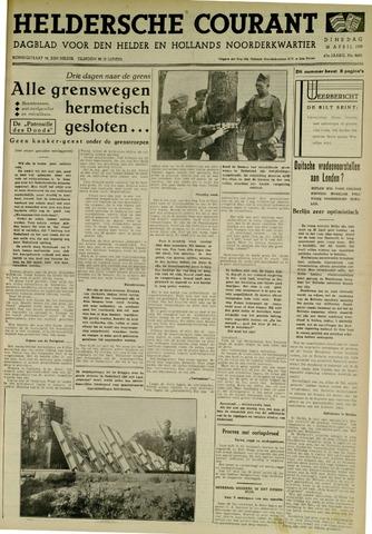 Heldersche Courant 1939-04-25