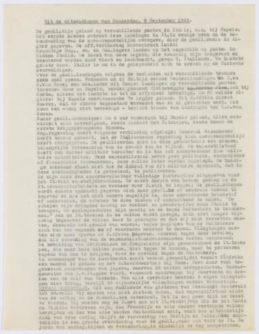 De Vrije Alkmaarder 1943-09-09