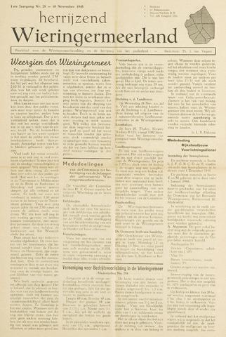 Herrijzend Wieringermeerland 1945-11-10