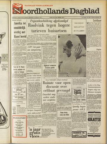 Noordhollands Dagblad : dagblad voor Alkmaar en omgeving 1967-09-30
