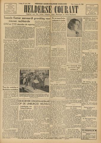 Heldersche Courant 1948-04-30