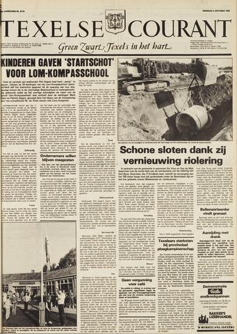Texelsche Courant 1982-10-05
