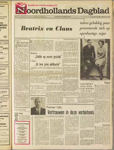 Noordhollands Dagblad : dagblad voor Alkmaar en omgeving 1965-06-28