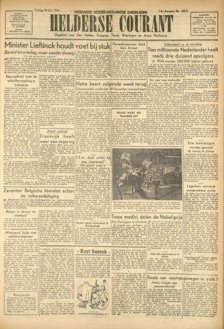 Heldersche Courant 1949-10-28