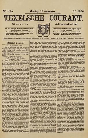 Texelsche Courant 1896-01-19
