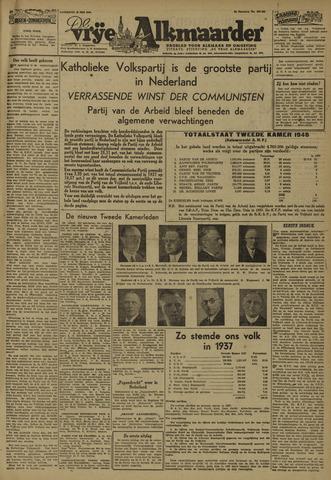 De Vrije Alkmaarder 1946-05-18