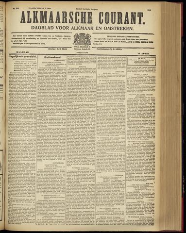 Alkmaarsche Courant 1928-04-16