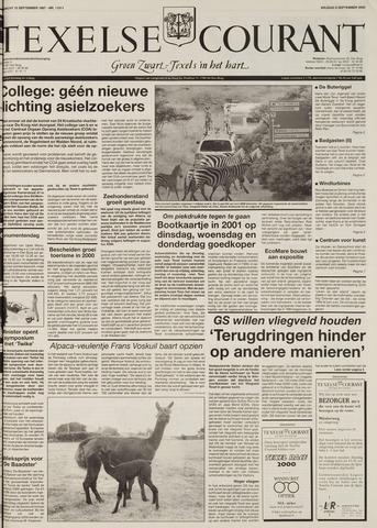 Texelsche Courant 2000-09-08