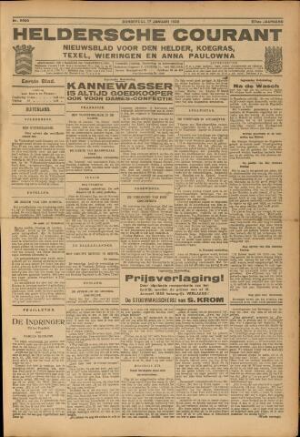 Heldersche Courant 1929-01-17